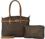 Zepzop Shoulder Bag (Brown)