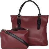 Adisa Shoulder Bag (Maroon)