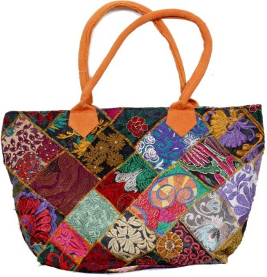 IndiWeaves Hand-held Bag