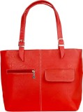 Saffron Craft Shoulder Bag (Red)