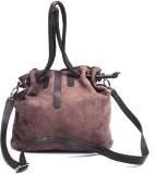 Ess Tee Hand-held Bag (Brown)