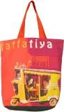 Fatfatiya Tote (Multicolor)