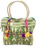 Jaipurse Hand-held Bag (Green)