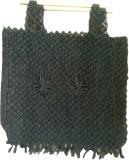 Mother Earth Hand-held Bag (Black)