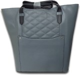 Style 98 Women Grey Genuine Leather Slin...