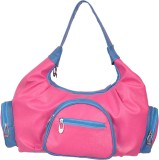 Speed Dot Hand-held Bag (Pink)