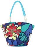 Indian Rain Shoulder Bag (Blue)