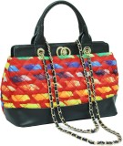 Aarzool Hand-held Bag (Multicolor)