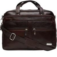 Bluwhale Messenger Bag(Brown)