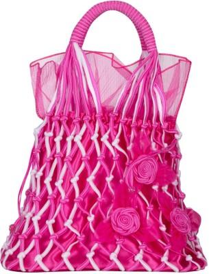 Get best deal for La Passo Hand-held Bag(Pink) at Compare Hatke