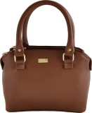 Yelloe Hand-held Bag (Tan)