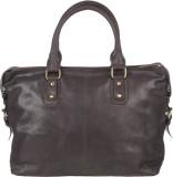 Handle Drop Hand-held Bag (Black)
