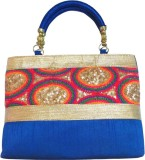 Bhamini Messenger Bag (Blue)