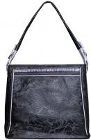 Aazi Shoulder Bag(Black , grey)