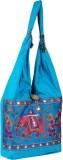 Fashiondrobe Shoulder Bag (Blue)
