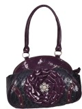 Speed Dot Shoulder Bag (Purple)