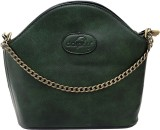 Dolphy Hand-held Bag (Green)