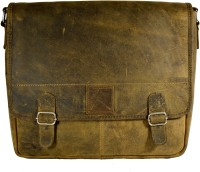 ALBORZ Messenger Bag(BROWN_211)