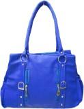 Barsha Shoulder Bag (Blue)