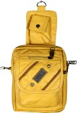 A To Z Creations Hand-held Bag (Yellow)