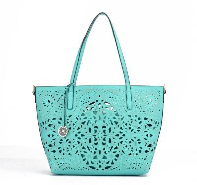Get best deal for Diana Korr Shoulder Bag(Blue) at Compare Hatke