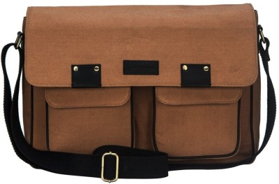 JUSTANNED Messenger Bag