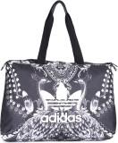 Adidas Shoulder Bag (White, Black, Multi...