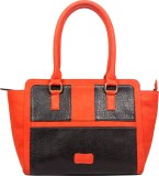 Lomond Tote (Orange, Black)
