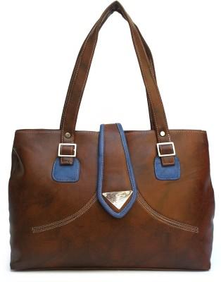 Zedge Messenger Bag(Saddle Brown)