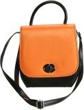 Naitik Products Satchel (Orange)