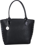 Dice Shoulder Bag (Black)