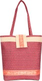 FabSeasons Tote (Red)