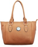 Lady Queen Messenger Bag (Tan)
