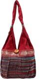 Rastogi Handicrafts Shoulder Bag (Maroon...