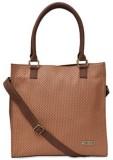 Tessa Moda Shoulder Bag (Tan)