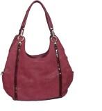 Gussaci Shoulder Bag (Maroon)