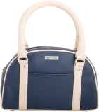Beau Design Hand-held Bag (Blue)