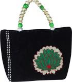 Arisha Kreation Co Hand-held Bag (Black)