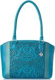 Donna & Drew Hand-held Bag (Blue)