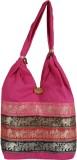 Fashiondrobe Shoulder Bag (Pink, Multico...