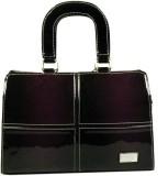 Maayas Shoulder Bag (Black, Purple)