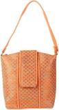 Rajrang Hand-held Bag (Orange)