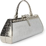 Star Style Hand-held Bag (Silver)