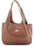 Leora Shoulder Bag (Brown)