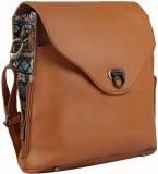 Borsavela Messenger Bag (Multicolor)