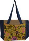 Jute Root Shoulder Bag (Yellow)