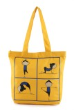 Vogue Tree Tote (Yellow)