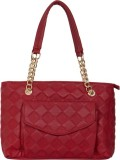 Cappuccino Shoulder Bag (Red)