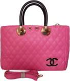 Tanishka Exports Messenger Bag (Pink)
