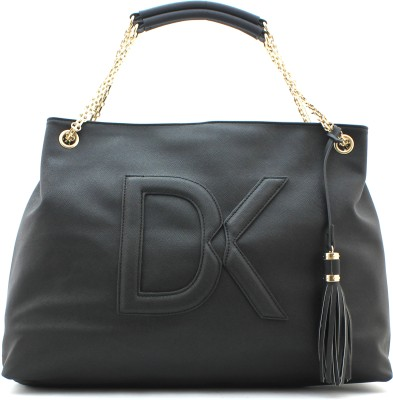 Diana Korr Hand-held Bag(Black)